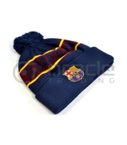 Barcelona Pom Beanie