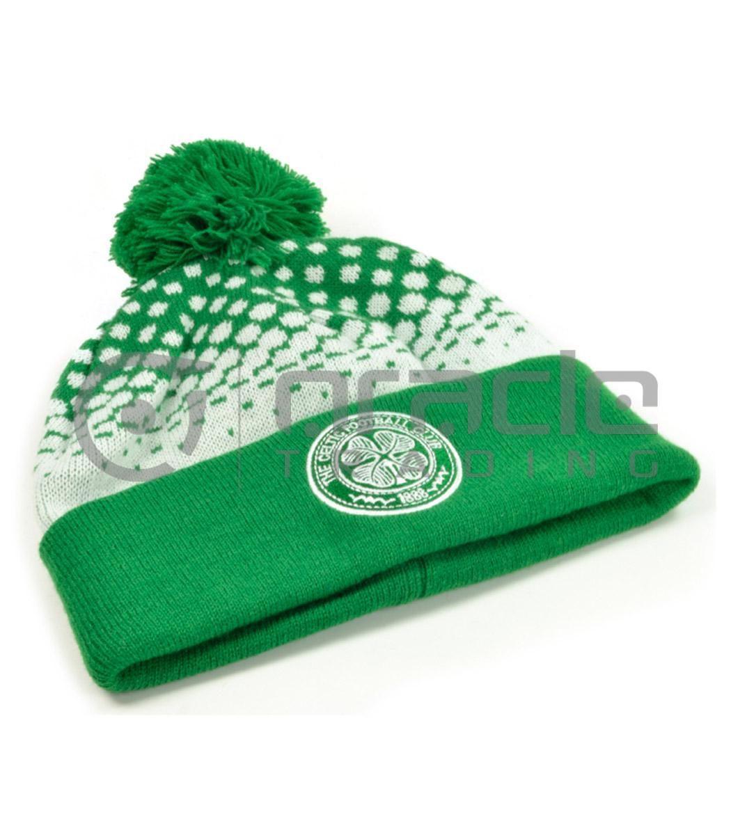 Celtic Pom Beanie