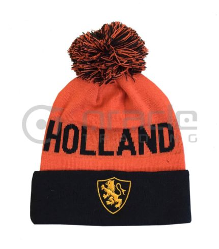Holland Pom Beanie