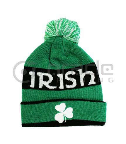 Ireland Pom Beanie