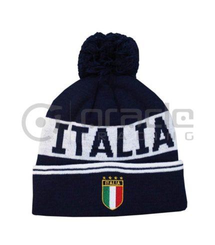 Italia Pom Beanie