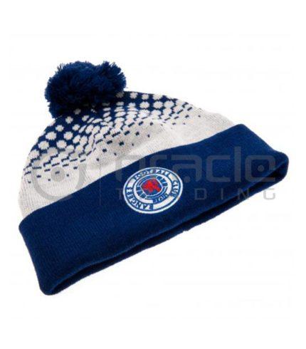 Rangers FC Pom Beanie