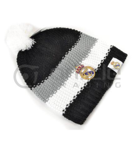 Real Madrid Pom Beanie
