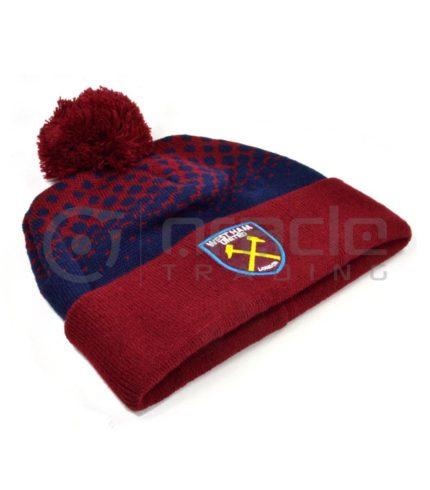 West Ham Pom Beanie