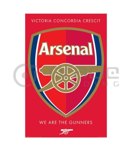 Arsenal Poster - Crest