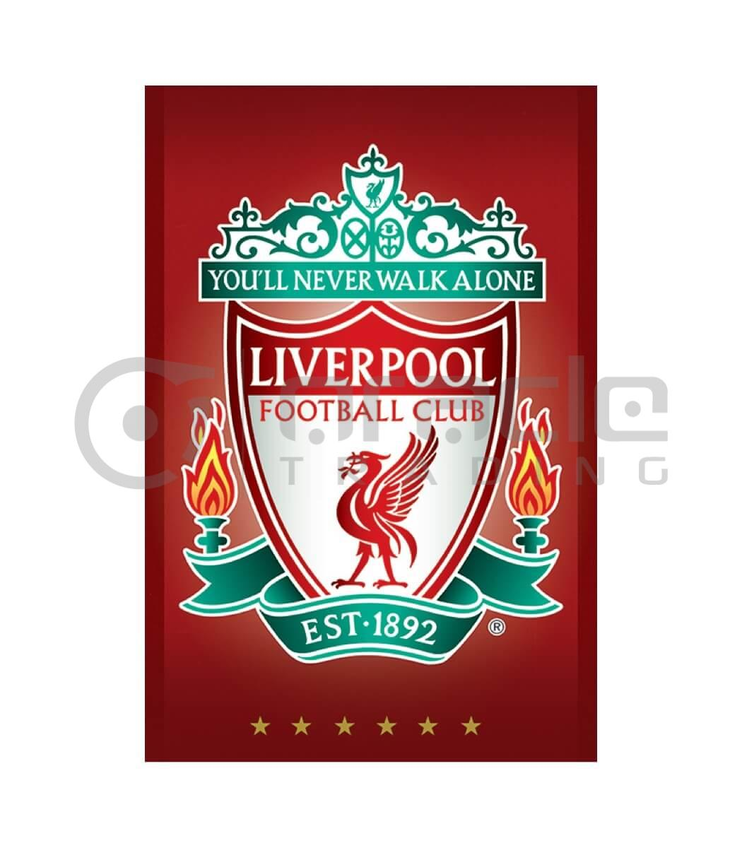 Liverpool Poster - Crest
