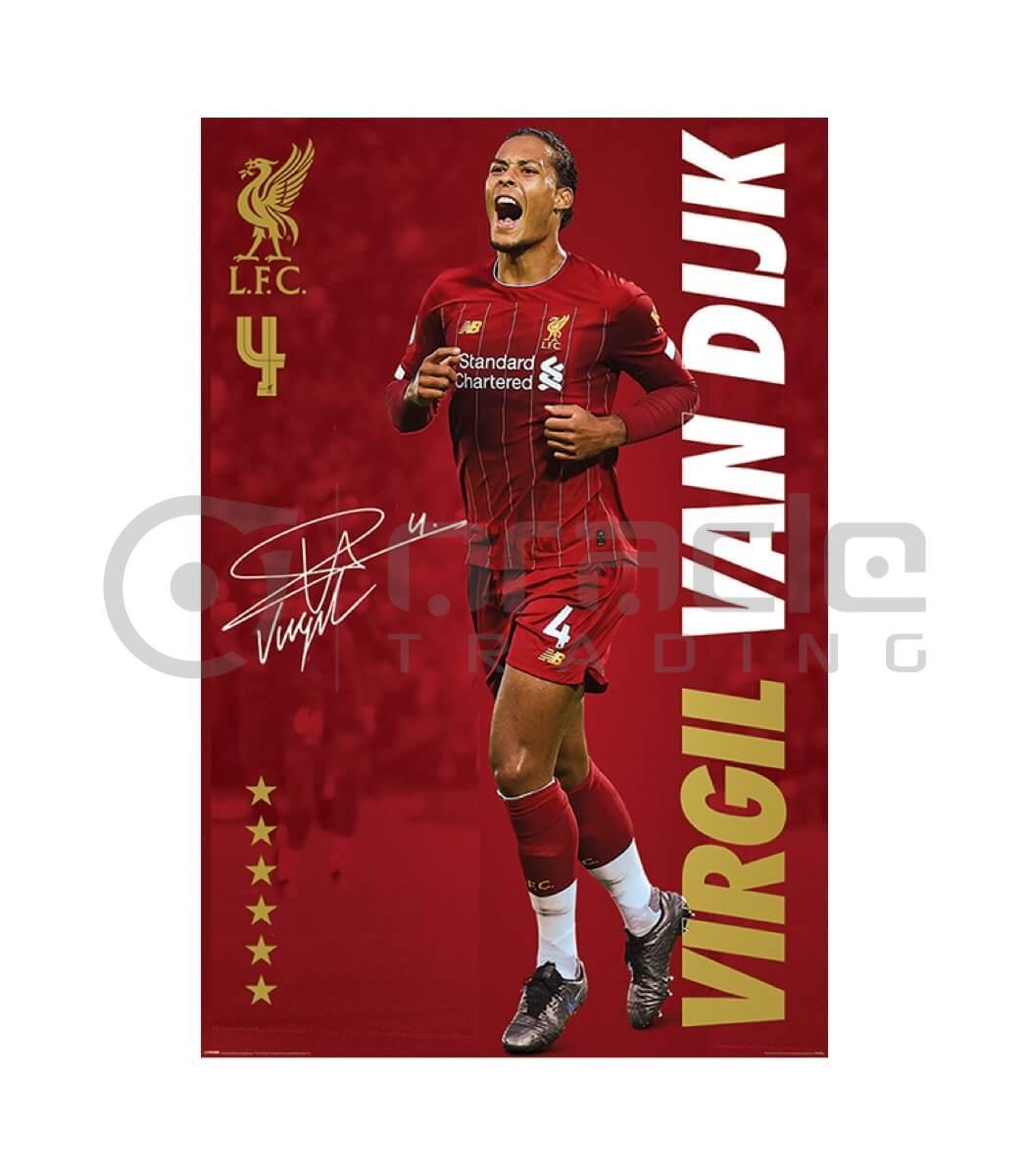 Liverpool Poster - VVD