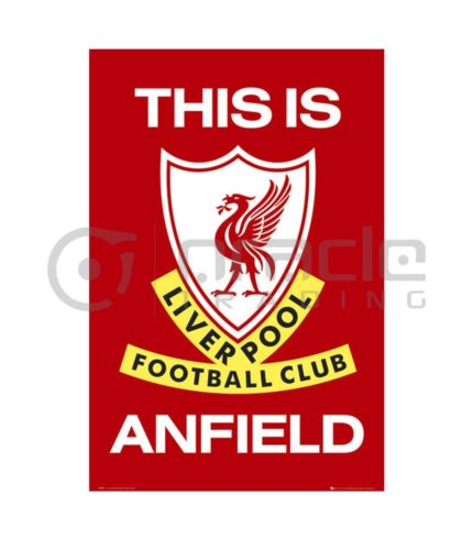 Liverpool Poster - Crest