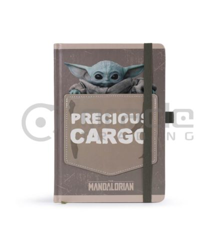 Star Wars: The Mandalorian Notebook - Precious Cargo (Premium)