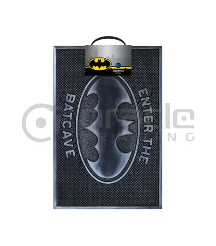 Batman Rubber Doormat