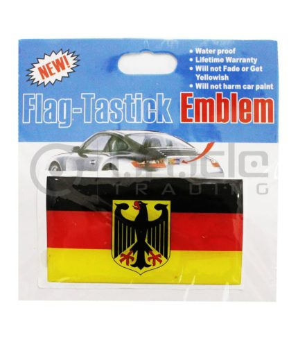 Germany Rubber Car Decal