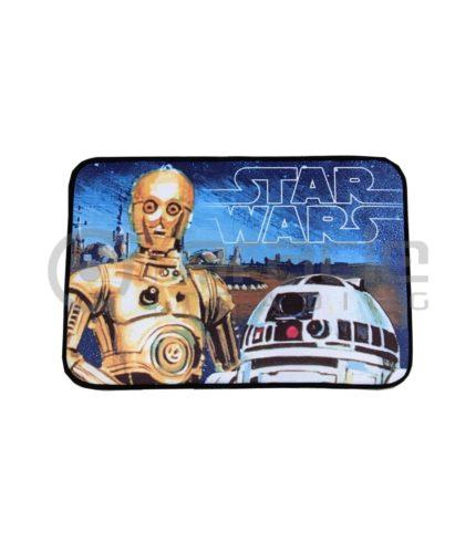 Star Wars Classic Rug - Droids