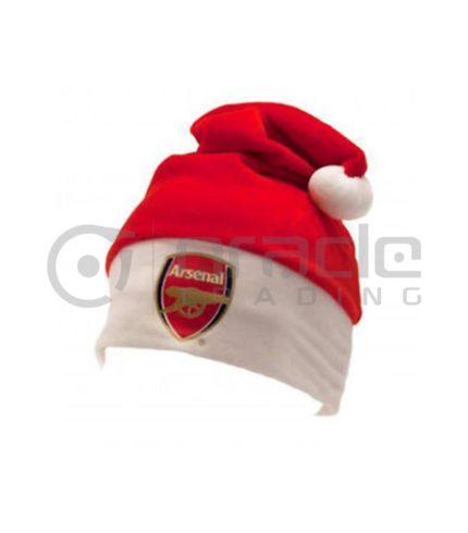 Arsenal Santa Hat