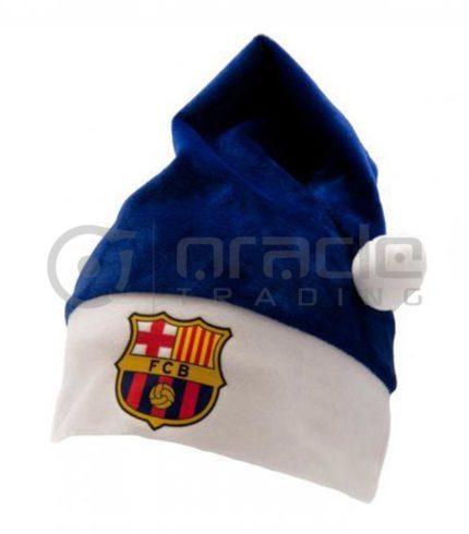 Barcelona Santa Hat