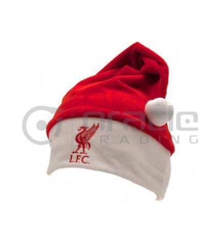 Liverpool Santa Hat