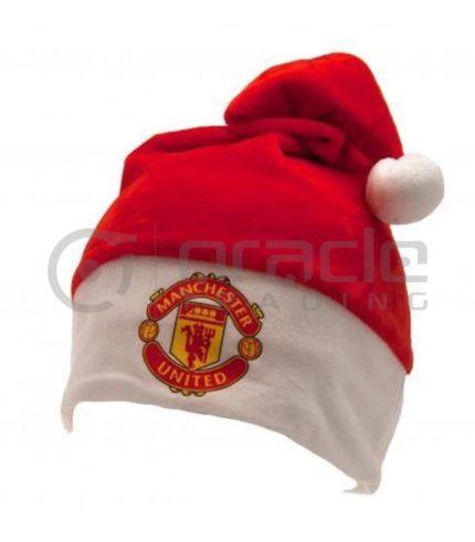 Manchester United Santa Hat