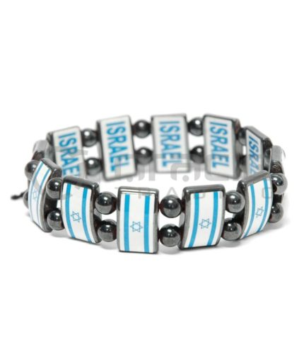 Israel Stone Bracelets 12-Pack