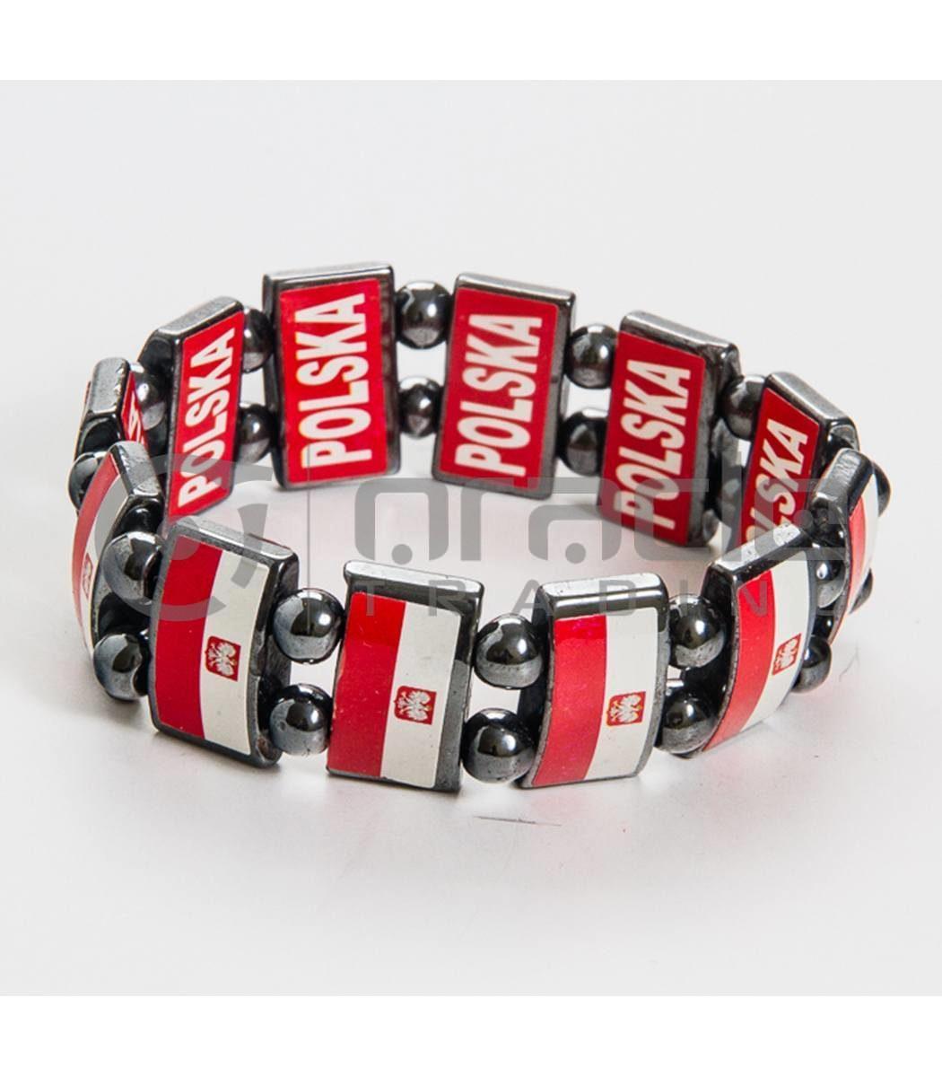 Poland Stone Bracelets 12-Pack