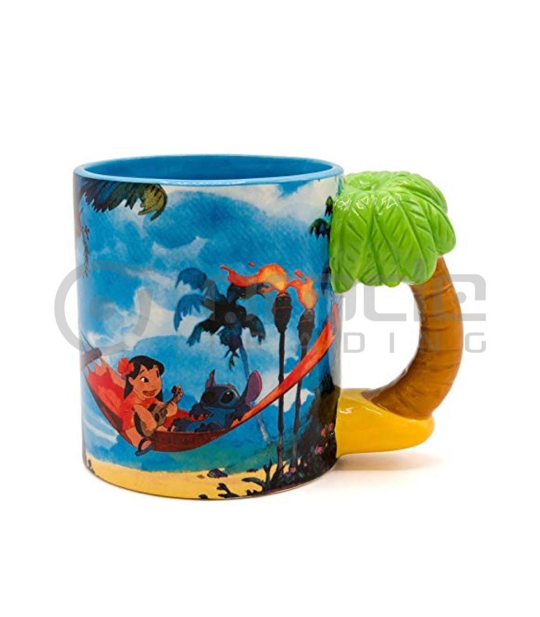 Lilo & Stitch Sculpted Mug - Tree