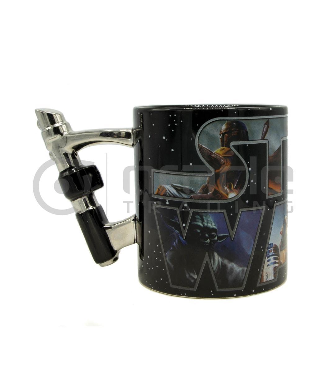 Star Wars Sculpted Mug - Light Saber