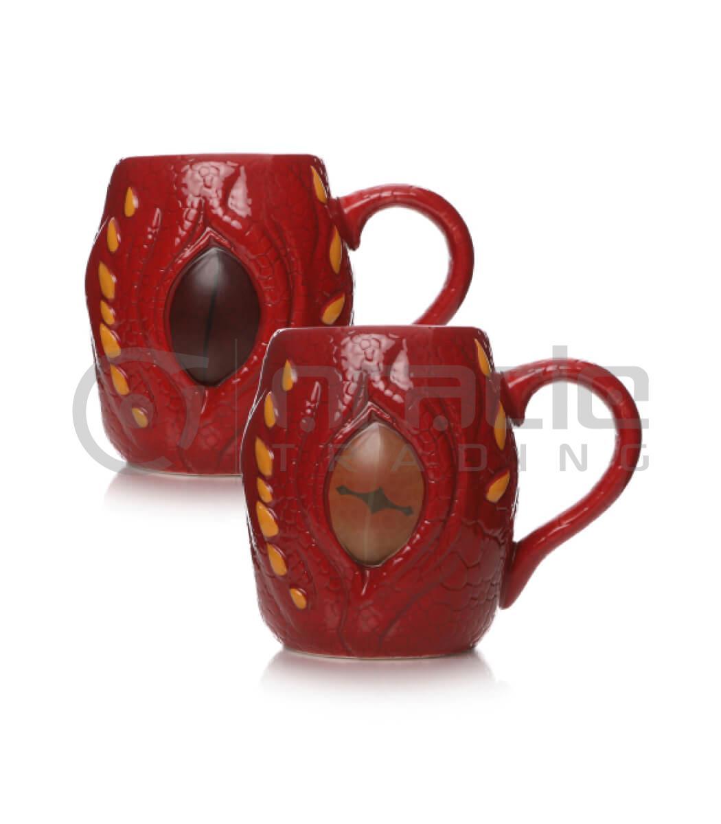 The Hobbit 3D Heat Reveal Mug - Smaug