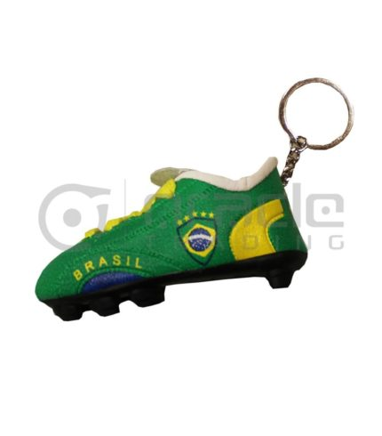 Brazil Shoe Keychain 12-Pack