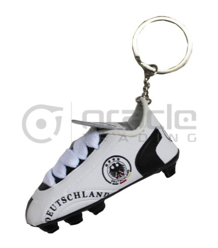 Germany Shoe Keychain 12-Pack