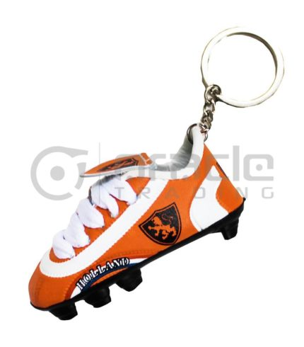 Holland Shoe Keychain 12-Pack - Orange
