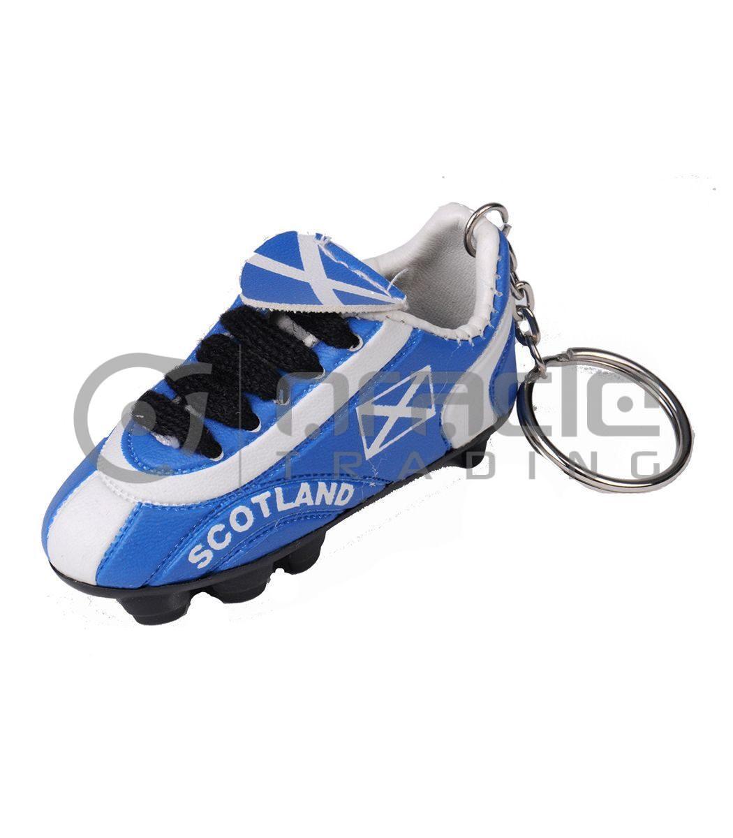 Scotland Shoe Keychain 12-Pack