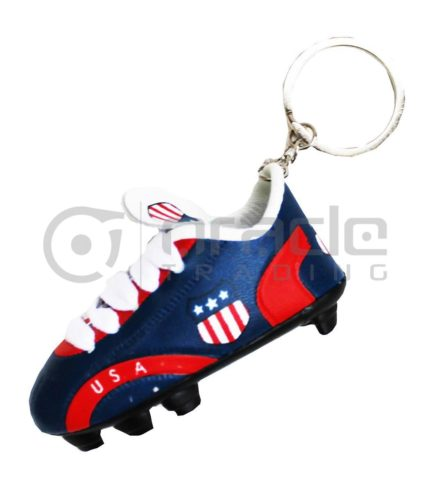 USA Shoe Keychain 12-Pack (United States)
