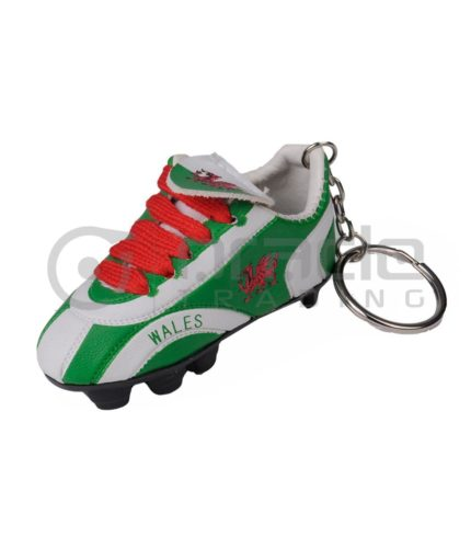 Wales Shoe Keychain 12-Pack