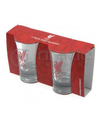 Liverpool Shot Glass Set