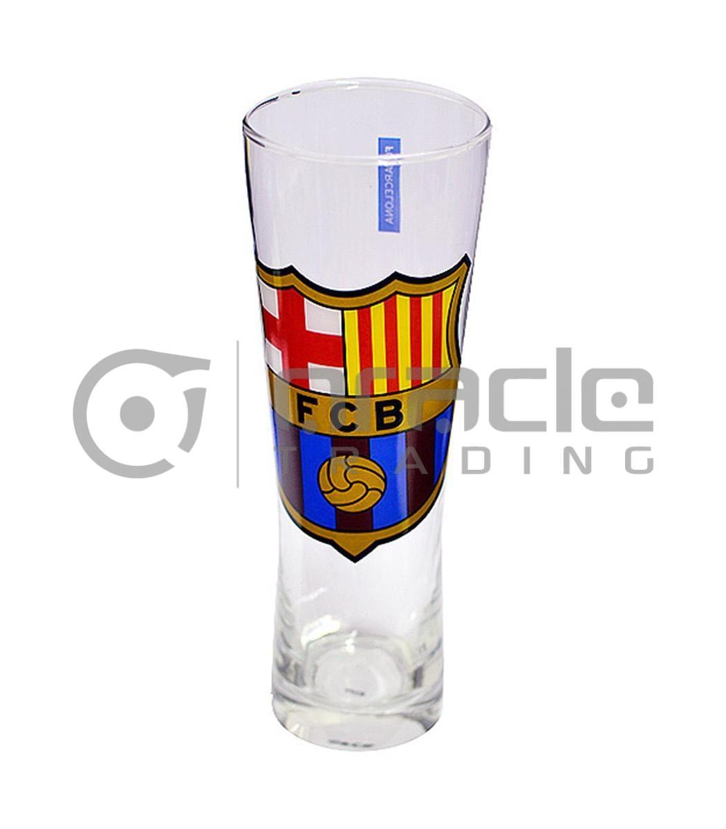 Barcelona Slim Pint Glass