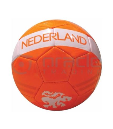 Holland Small Soccer Ball - Orange