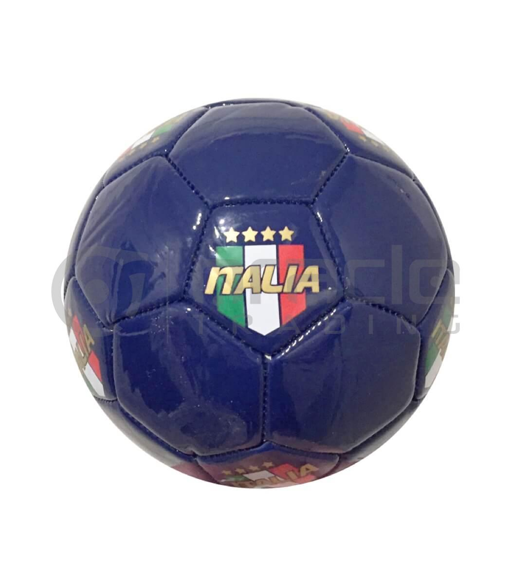 Italia Small Soccer Ball - Blue