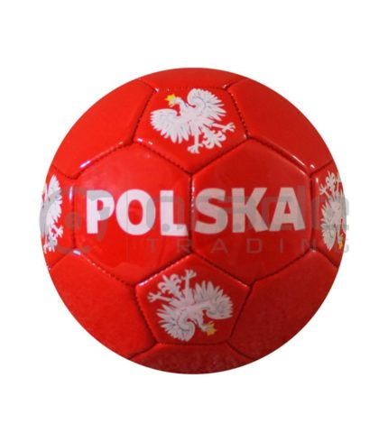 Poland Small Soccer Ball