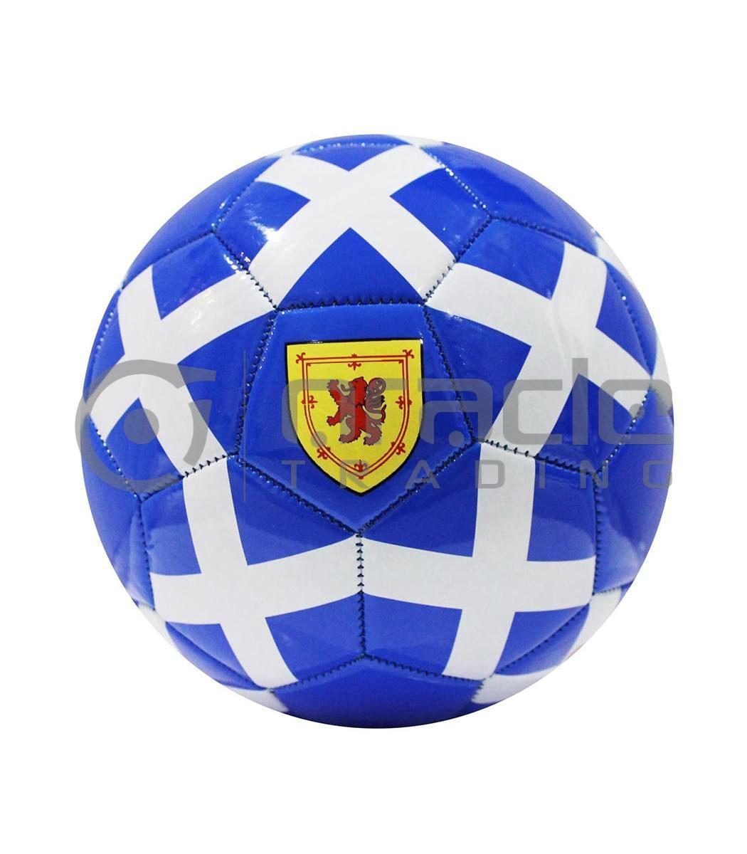 Scotland Small Soccer Ball
