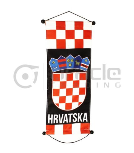 Croatia Small Banner