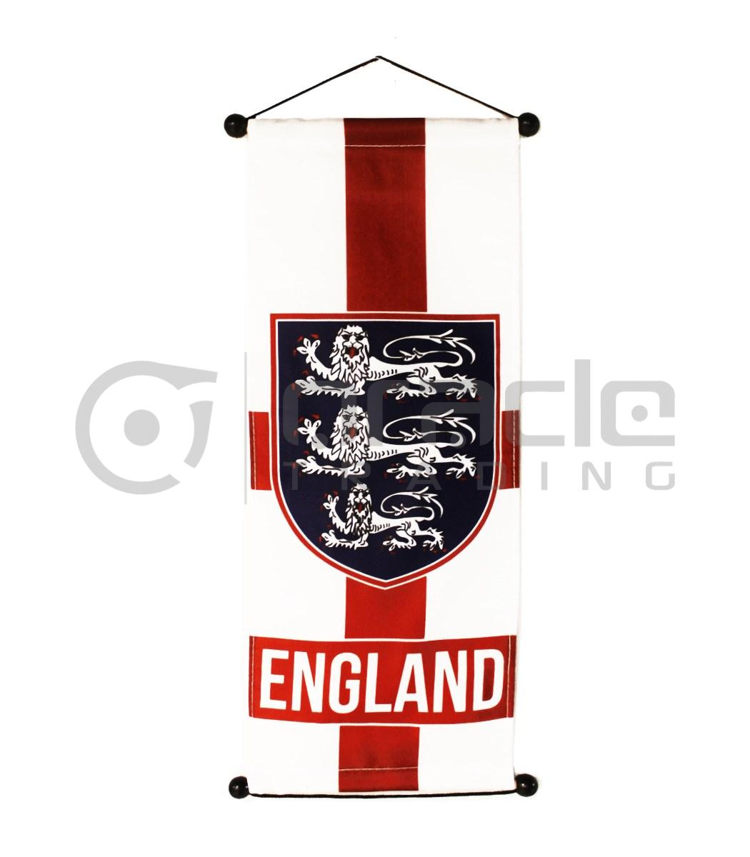 England Small Banner