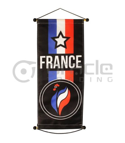 France Small Banner