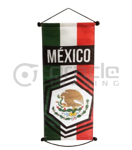 Mexico Small Banner