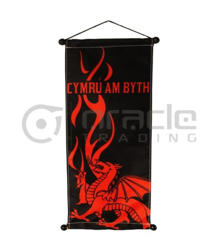 Wales Small Banner