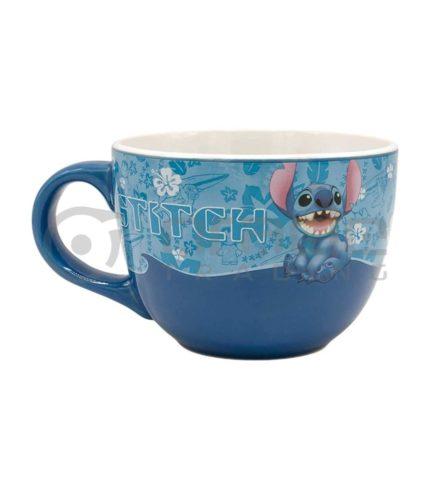 Lilo & Stitch Soup Mug - Wavy