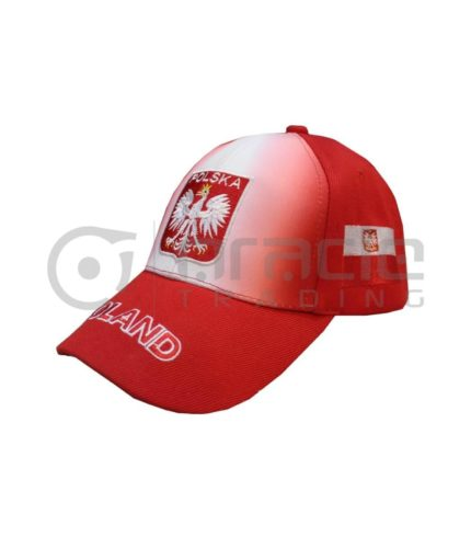 Poland Spotlight Hat