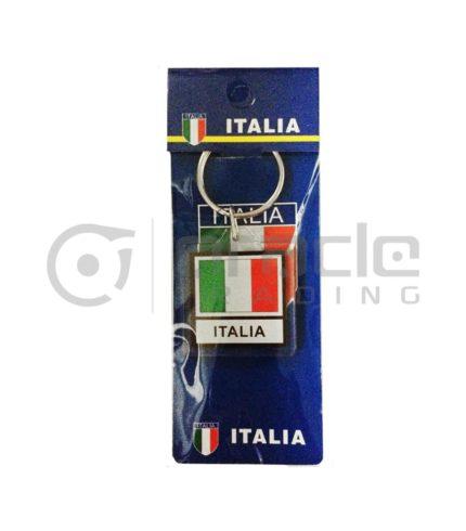 Italia Square Keychain 12-Pack