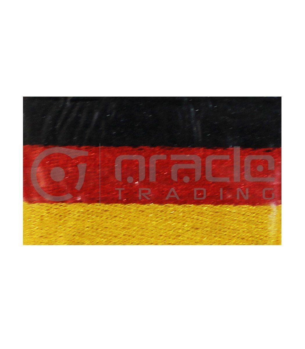 Germany Square Iron-on Patch