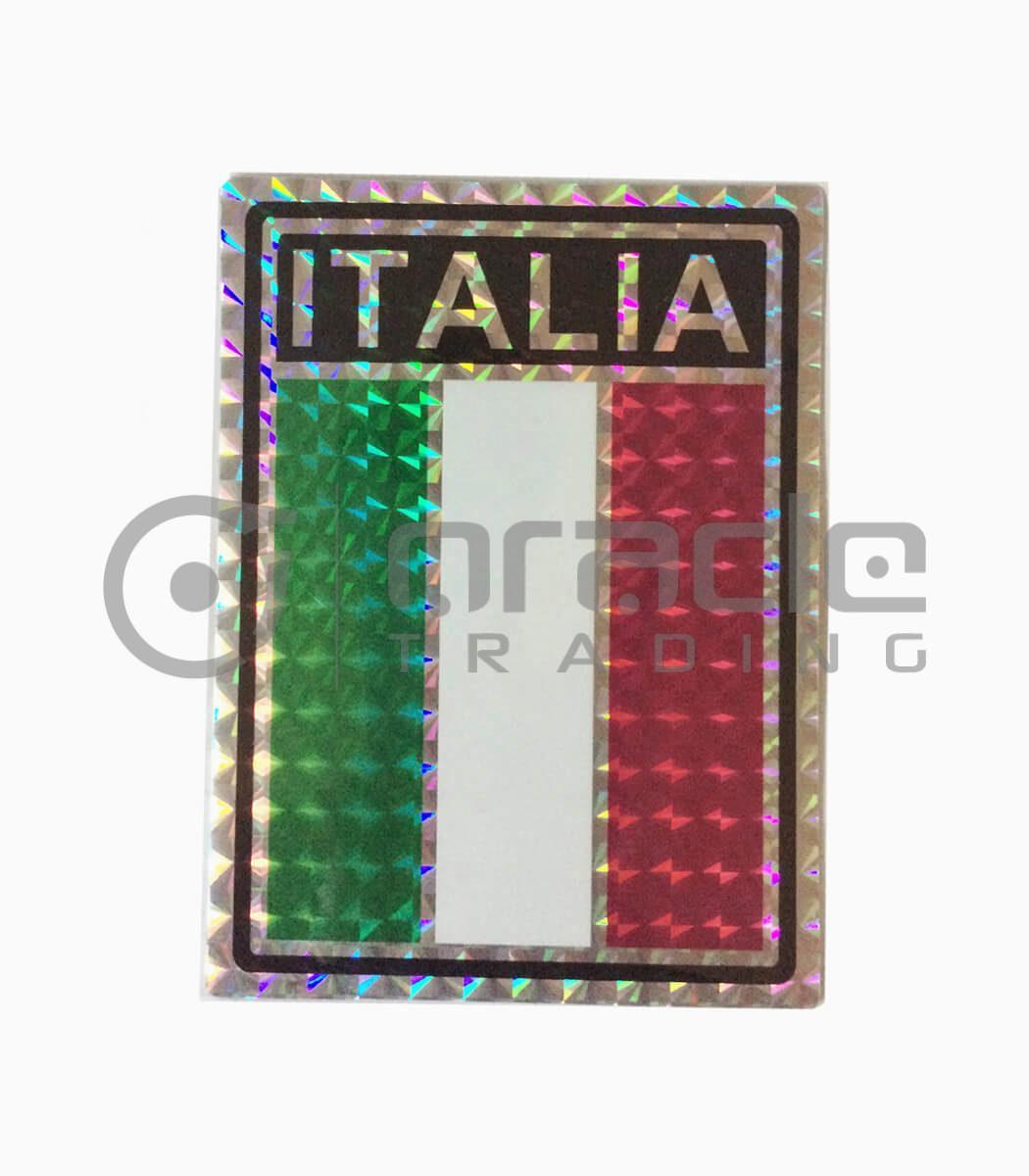 Italia Square Bumper Sticker