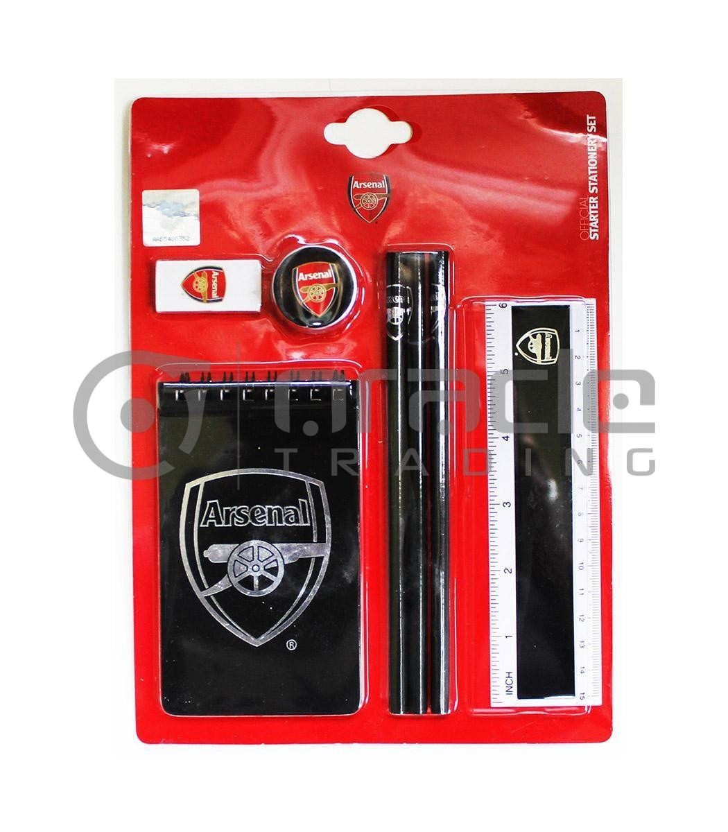 Arsenal Starter Stationery Set