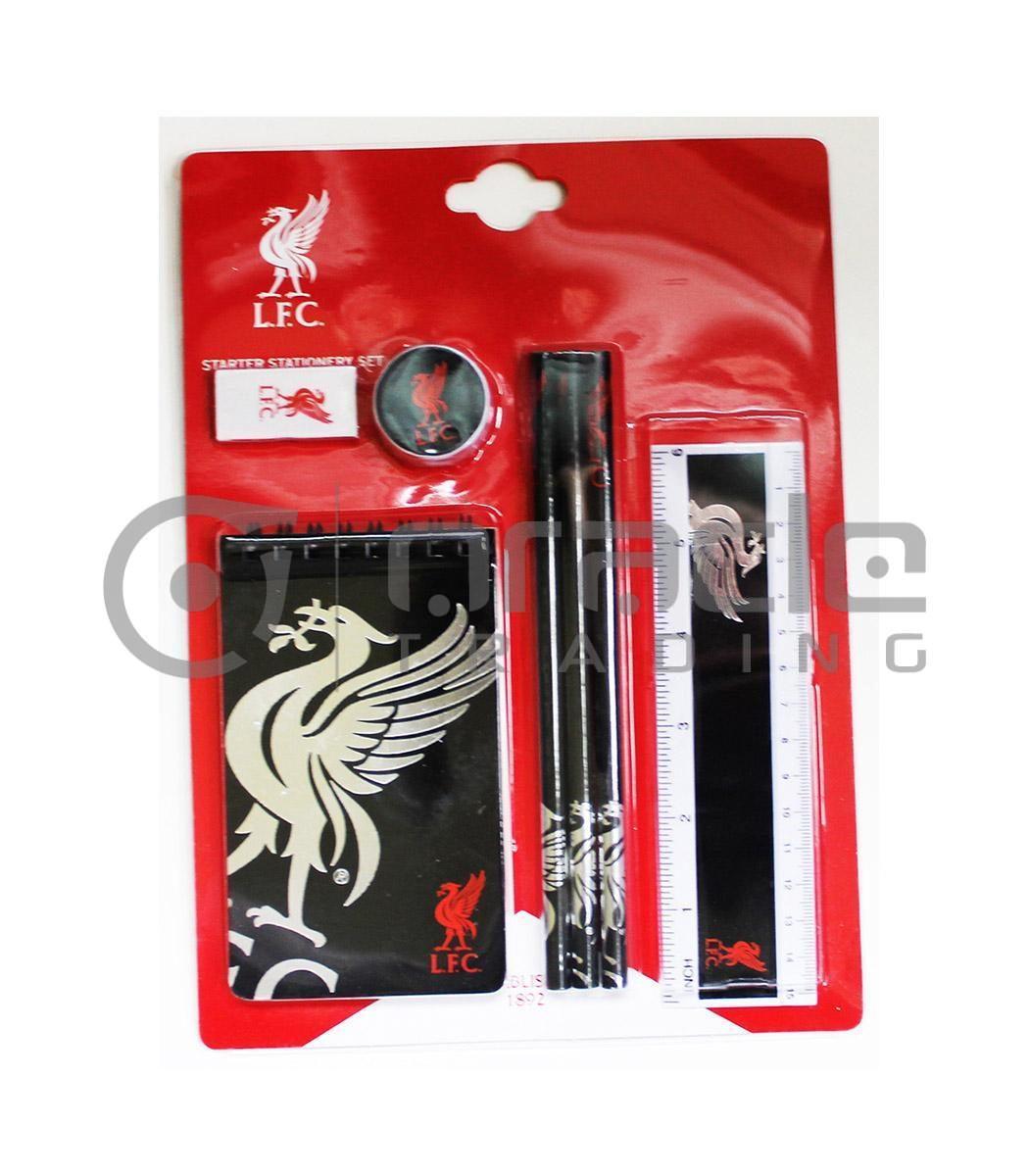 Liverpool Starter Stationery Set