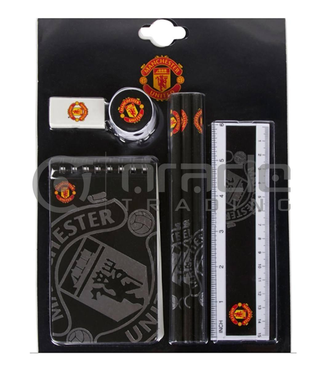Manchester United Starter Stationery Set